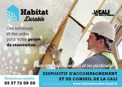 Visuel lacali habitat durable
